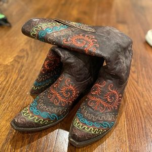 Old Gringo Boots.